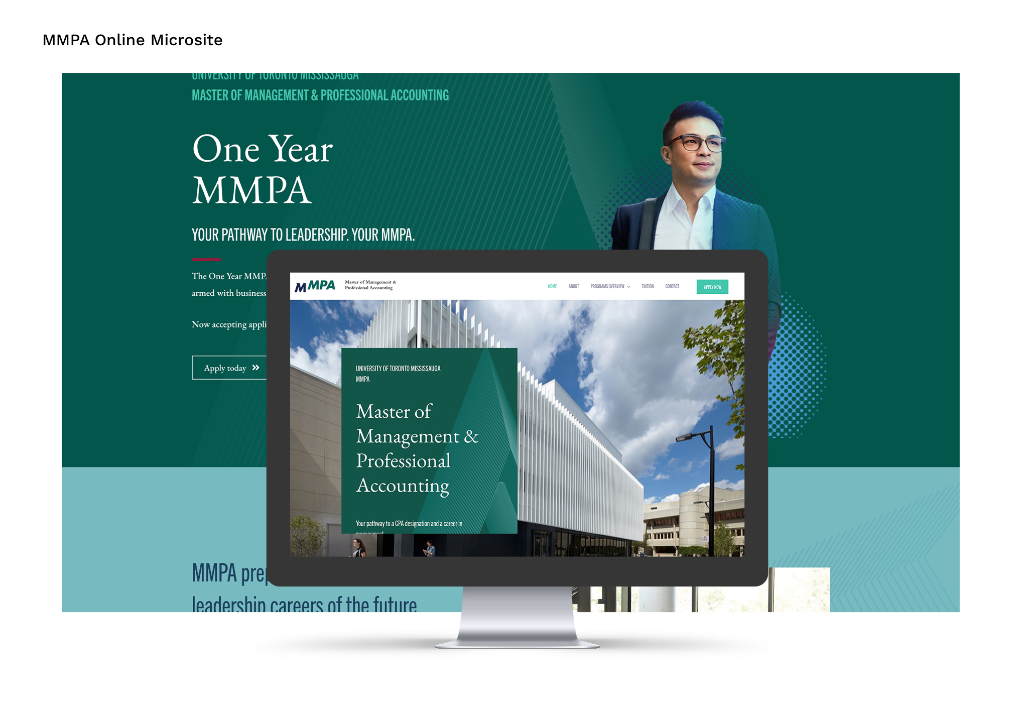 MMPA Online Microsite