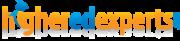 Sponsor logo for Higher Ed Experts