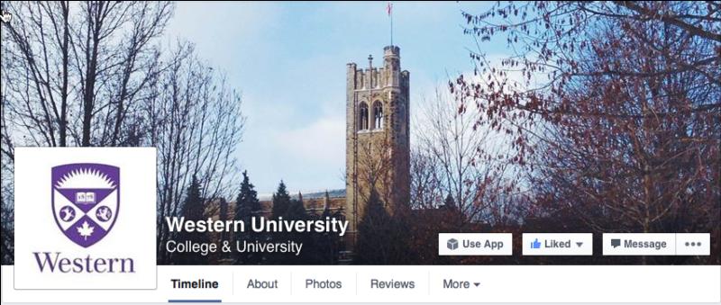 WesternU Facebook Page